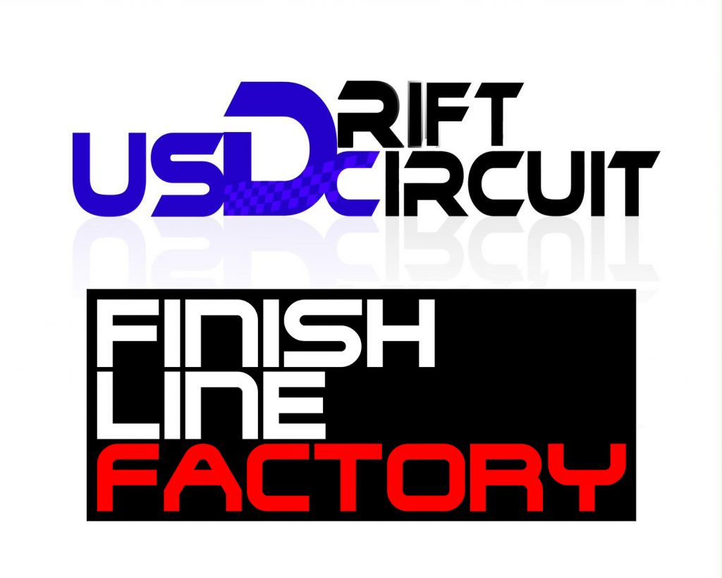 Finish Line Factory at USDC Palm Beach International Raceway Drift Event with Bizspeed
